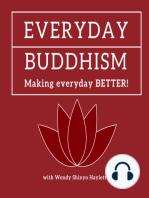 Everyday Buddhism 18 - The 5 Precepts