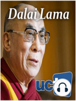 His Holiness XIV Dalai Lama at UC Irvine