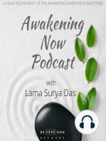 Ep. 32 – Practicing Dzogchen & Questions on Suffering and the Middle Way