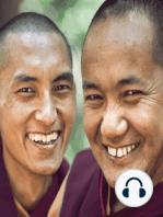 Teaching from the Mahamudra Retreat