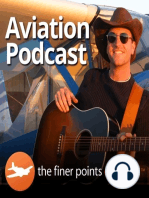 Talkin' With Fred Abrams - Part 2 - Aviation Podcast #104