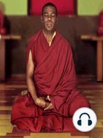 Meditation on space like mind (Teaching)