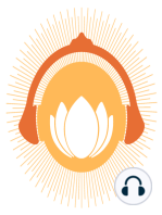 Dharma Talk from Vinh Nghiem