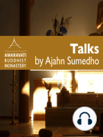 Evening Talk – Monastic Retreat