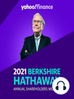 Buffett and Munger discuss the opportunity for Clayton Homes, praise the evolving U.S. economy, address calls for regulating insurance, explain the limited info in disclosures, share thoughts about China, and criticize Brexit.