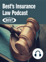 A Landmark California Court of Appeals Ruling on the Stacking of Policies - Episode #31