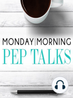 I got stung by solicited feedback | Monday Morning Pep Talk