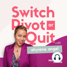 Ep 101: 7 Minute Sunday - The Battle of Fear: This week on 7 Minute Sunday we're chatting about the block of fear and stepping up to it.   7 Minute Sunday will serve as a boost to beat the Sunday blues and help you get your mind right.    www.SwitchPivotorQuit.com  Who is the host, Ahyiana?...