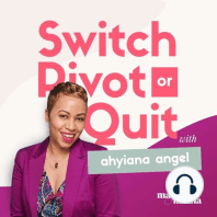 Ep 50: From Living Abroad to Working for Google with Kimmoy Matthews: This week on the Switch, Pivot or Quit podcast we chat with Kimmoy Matthews, a woman who is truly living her life by design. After a significant amount of time living abroad, Kimmoy ended up in California with a content strategist contract position at...