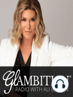 Kate White, Best-Selling Author + Former Editor-in-Chief of 'Cosmopolitan' — Glambition Radio Episode 144 with Ali Brown