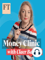 FT Money Show on pre-Budget report