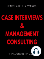 38 Case Interview feedback is not gospel