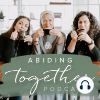 Episode 37: Abiding Together with Jenna Guizar (ep. 2 sea. 3): We are so excited to share this interview we did with our good friend Jenna Guizar. Jenna is the founder and creative director of Blessed is She, a Catholic women's community committed to deepening a life of prayer starting with daily Scripture...