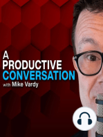 Stepping Outside Your Comfort Zone with Andy Molinsky
