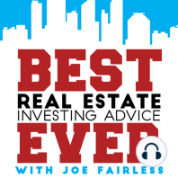 JF1326: Why You Should Diversify And Invest In REITs with Lior Gantz: Lior started his entrepreneurial ventures early in life and had 25k by the age of 18. He started investing in business and stocks at 16, and has only expanded the assets he invests in. One of his favorite investing strategies is wholesaling vacant...