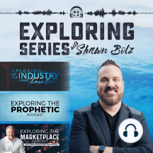 Exploring the Prophetic with Jamie Galloway (Ep. 31): In this episode, Shawn Bolz interviews Jamie Galloway. Jamie is part of Love Coalition, he isan Author with an amazing new book coming out called Secrets of the Seer. Jamie sharessome crazy God encounters that have led to immediate fruit,...