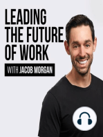 Cisco's Chief People Officer Returns To Discuss The Importance Of Being Hungry To Learn, How We Can Foster Risk Taking, And How Cisco Is Creating Killer Employee Experiences