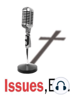 1161. A New Survey of American Religious Affiliation – Dr. Mark Movsesian, 4/26/19