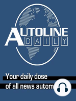 AD #2154 – U.S. Looking Into German Collusion, Mazda Introduces New 3-Row SUV, GM's Q2 Earnings Not Spectacular