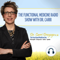 What Your Body is Telling You with Erin Chamerlik: In this episode of The Functional Medicine Radio Show, Dr. Carri's special guest Erin Chamerlik takes a fun, educational look at some of the signs and symptoms that the body can give us, and a few of their root causes.