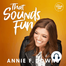 Episode 6b: Dave Barnes is Funny... Again.: The second part of Annie's conversation with musician Dave Barnes about music and comedy and how to be funny.  http://www.davebarnes.com http://anniefdowns.com #thatsoundsfunpodcast