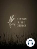 10/25/2009 - Matthew 62 - Church Discipline