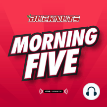 Bucknuts Morning 5: January 22, 2019: What can warm a Buckeye's heart on a freezing holiday weekend? Yep, a commitment from one of Ohio's best offensive lineman that's what. And you know it heated up Duane Long. Duane is here to talk Jakob James and Ohio State's clear focus on bolstering...