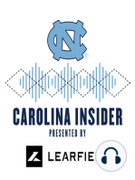 Jones and Adam discuss the Carolina basketball's out-of-conference schedule, look back at the end-of-year basketball banquet, Spring Football chatter and former Maryland coach and soon-to-be Hall of Famer Lefty Driesell joins the pod!