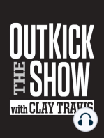 Outkick The Show - 1/11/19 - NFL playoff gambling picks, Antonio Brown done with Steelers, Who will buy Fox RSNs, the wall shut down controversy