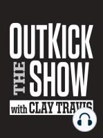 Outkick The Show - 7/18/17 - Mike Vick tells Kap to get a haircut, night at WWE Raw, Netflix $, Saudi Arabia arrests woman for wearing miniskirt