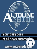AD #1452 – Green Car Sales Fall, Cadillac to Offer Automated Tech, Remembering Jim Harbour