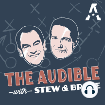 4/15: How Much Stock Should Fans Put In Spring Games?: Bruce and Stew start this week's episode of The Audible discussing Tiger Woods' memorable win at The Masters (:32); concerns over Justin Fields' spring game and Ohio State's expectations for this season (11:22); they discuss Ian Book and Notre Dame's o...