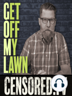 Get Off My Lawn Podcast #65 | It's fun to talk to kids about barf.