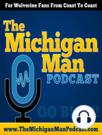 The Michigan Man Podcast - Episode 116 - Andy Reid from The Wolverine