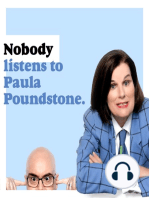 Nobody Listens to Paula Poundstone Ep 30 - Jetspeed and Gumshoe