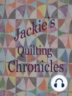 Jackie's Quilting Chronicles Episode 27
