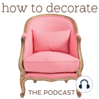 Ep. 62: designer Kendall Simmons: Today's guest hails from the music city! We loved chatting with interior designer Kendall Simmons, who talks the Nashville scene, her mix of fun and spunky with timeless pieces to create her own signature style, and why our home should be unique to us...