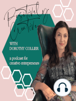 068 - Jess Franks, Fine Artist on Layering Acrylic, Working with Minted, & Colorful Collections