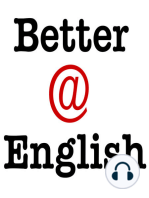032 – Perfectionism and Procrastination 3 – Real English Conversations
