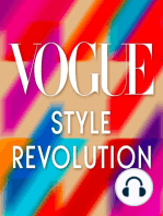 Vogue Fashion Editors (Grace, Phyllis, Tonne, and Virginia)