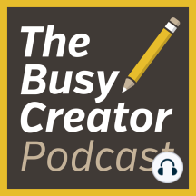 The Busy Creator 49, Salary & Fee Negotiation w/guest Jim Hopkinson: Jim Hopkinson (@HopkinsonReport) is the author of the book Salary Tutor: Learn The Salary Negotiation Secrets No One Ever Taught You. His website, SalaryTutor.com, offers free resources and online salary negotiation courses to help creative professionals,