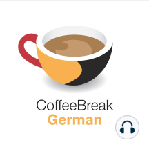 "CBG 2.09 | Ich lerne Deutsch, weil ich Deutsch eine schöne Sprache finde: If you've been following our Coffee Break German lessons you can now use denn to give a reason - ausgezeichnet! However, there is another word which also means ""because"", and that's weil, and this word brings with it some challenges..."