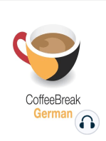 Coffee Break German – Introductory Episode