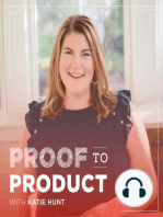 050 | Zoe Scharf, Greetabl on chasing wholesale, identifying core customers and how angel investing fueled their business growth