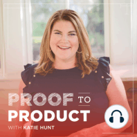 006 | Katie Wilson, The Good Twin on trendsetting, sticking to your core values and the importance of slow sustainable growth.: For full show notes and access to additional resources for this episode, visit: prooftoproduct.com/006 Katie Wilson is the owner of The Good Twin, a stationery company known for its playful illustrations and hand-rendered type. Katie's story...