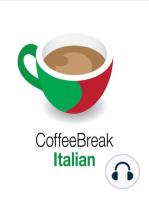 CBI 1-11   Ordering drinks in Italian