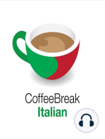 Coffee Break Italian – What you will learn