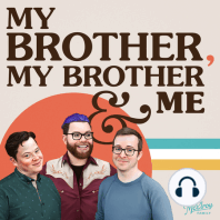 MBMBaM 77: The Hole Shebang: Just one short week -- well, okay, one normal-sized week -- stands between us and Halloween. Are you ready, dear listeners? Have you assembled your costume? Planned your event calendar? Candied your corn? Don't worry if you've fallen behind; we've got...