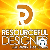 Don't Compromise Your Principles For Your Design Business-RD005: Don't Compromise Your Principles For Your Design Business. We've all experienced it. That little voice in our head telling us that what our client is asking us to do may not be a good idea. In this episode of Resourceful Designer I talk about how...