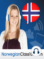 Norwegian Pronunciation #1- Basic Native Consonant Sounds
